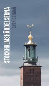 Omslagsbild för Stockholmshändelserna