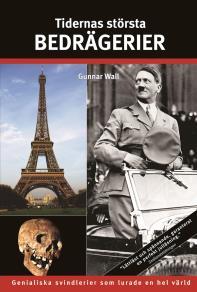 Cover for Tidernas största bedrägerier