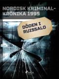 Omslagsbild för Döden i Ruissalo