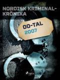Omslagsbild för Nordisk kriminalkrönika 2007