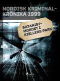 Omslagsbild för Satanistmordet i Kiellers park