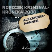 Cover for Alexandramannen