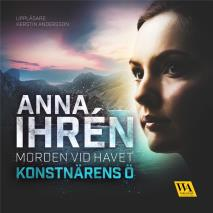 Cover for Konstnärens ö