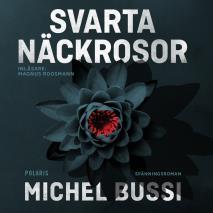 Cover for Svarta näckrosor