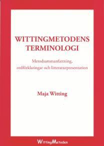 Omslagsbild för Wittingmetodens terminologi