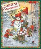 Omslagsbild för Tomtens adventskalender