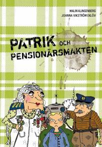 Cover for Patrik och Pensionärsmakten