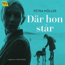 Cover for Där hon står
