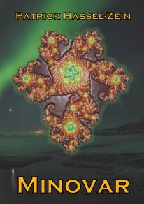 Omslagsbild för Minovar: Ett romantiskt science fiction-mysterium på en homonormativ planet.