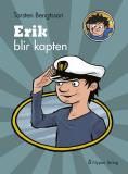 Cover for Erik blir kapten
