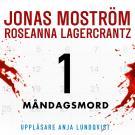 Cover for Måndagsmord