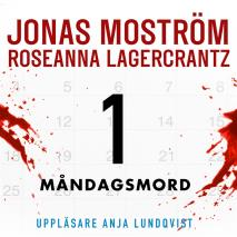 Cover for Måndagsmord