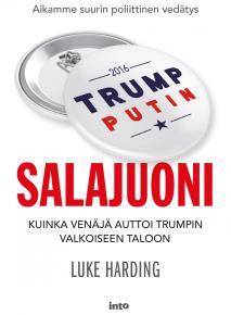 Cover for Salajuoni