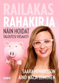 Cover for Railakas rahakirja