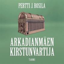 Cover for Arkadianmäen kirstunvartija