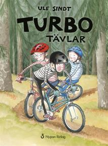 Omslagsbild för Turbo tävlar