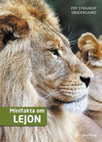 Omslagsbild för Minifakta om lejon
