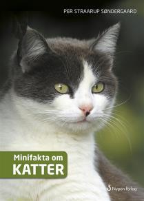 Omslagsbild för Minifakta om katter