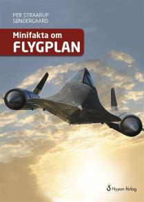 Cover for Minifakta om flygplan