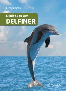 Omslagsbild för Minifakta om delfiner