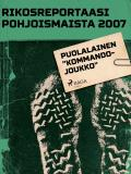 "Omslagsbild för Puolalainen ""kommandojoukko"""