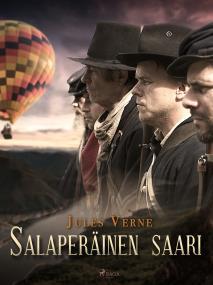 Cover for Salaperäinen saari