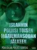 Omslagsbild för Islannin poliisi toisen maailmansodan jälkeen