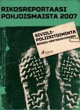 Omslagsbild för Siviilipoliisitoiminta Bosnia-Hertsegovinassa