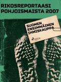 Omslagsbild för Suomen ensimmäinen ihmiskauppa