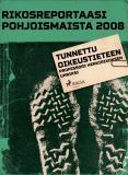 Omslagsbild för Tunnettu oikeustieteen professori henkirikoksen uhriksi