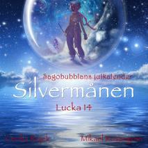 Omslagsbild för Silvermånen : Lucka 14