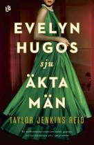 Omslagsbild för Evelyn Hugos sju äkta män