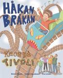 Omslagsbild för Håkan Bråkan Kaos på Tivoli