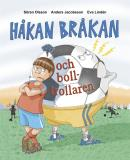 Omslagsbild för Håkan Bråkan och bolltrollaren