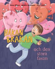 Omslagsbild för Håkan Bråkan och den stora fasan