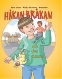 Bokomslag för Håkan Bråkan och den dumma