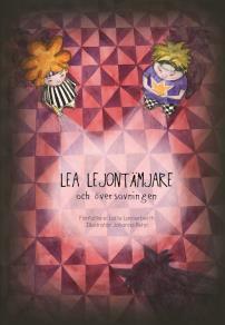 Omslagsbild för Lea Lejontämjare och översovningen