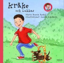 Omslagsbild för Kråke och Lubbas