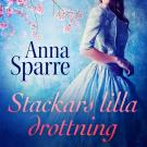 Cover for Stackars lilla drottning