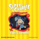Cover for Super-Charlie och lejonjakten