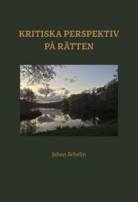 Cover for Kritiska perspektiv på rätten