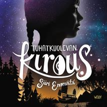 Cover for Tuhatkuolevan kirous
