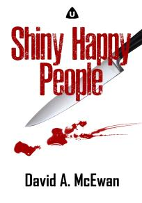 Cover for Shiny Happy People