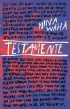 Cover for Testamente