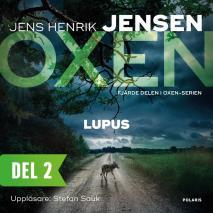 Omslagsbild för Lupus DEL 2