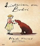 Cover for Historien om Bodri