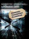 Omslagsbild för Penningtransport plundras