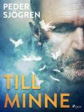 Cover for Till minne