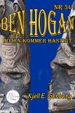 Cover for Ben Hogan – Nr 34 - Döden kommer hastigt