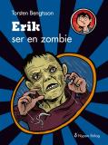 Omslagsbild för Erik ser en zombie